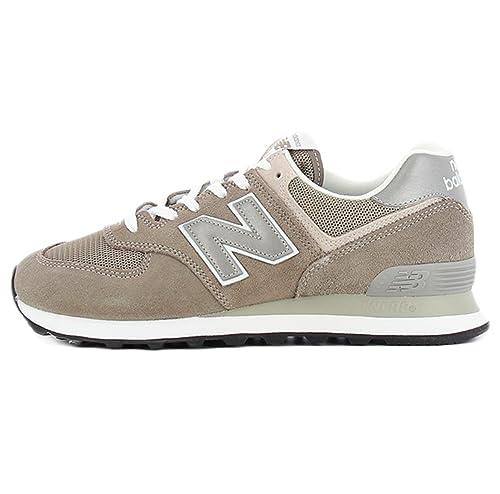 Scarpa 574 EGG New Balance colore grigio per uomo New Balance 574EGG