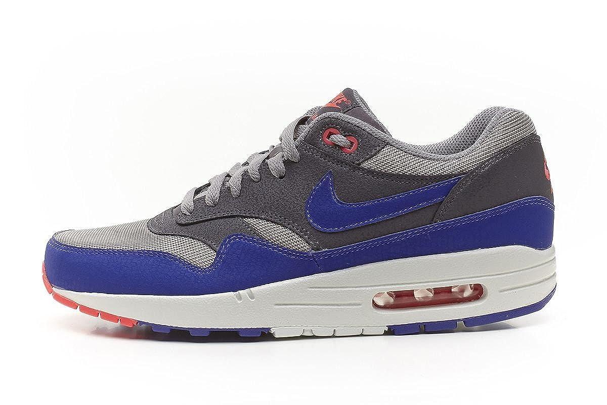 Nike Air Max 1 Essential 537383 006 Turnschuh, Grau Blau