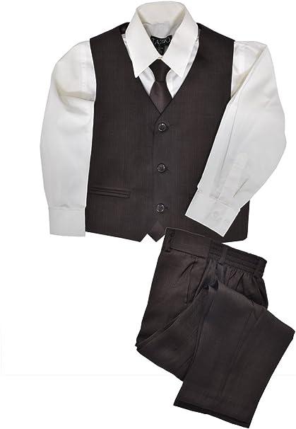 Amazon.com: Trajes de ajuste regular y Husky para niños de ...