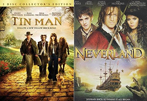 (Tin Man: Collector's Edition / Neverland - Double Feature 3-Disc)