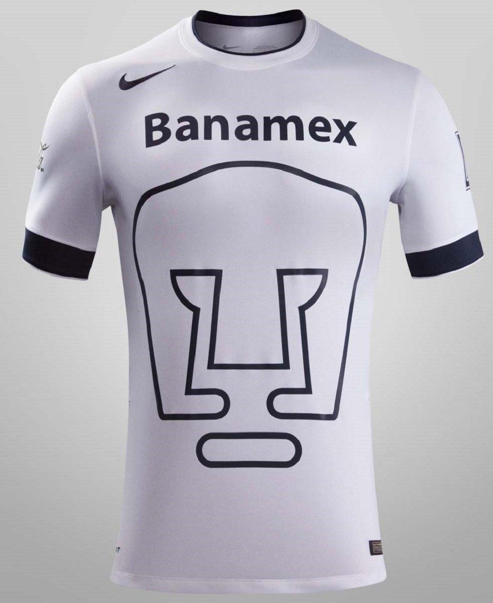 hot sales 53e1d 5ae1f NIKE PUMAS UNAM JERSEY (WHITE) (LARGE)
