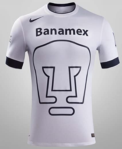 hot sales bcc48 b0b8d NIKE PUMAS UNAM JERSEY (WHITE) (LARGE)
