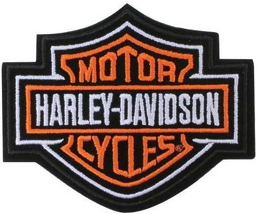 Harley-Davidson Nostalgic Bar /& Shield Patch SM 4 1//2/'/' x 2 7//8/'/' EM313752