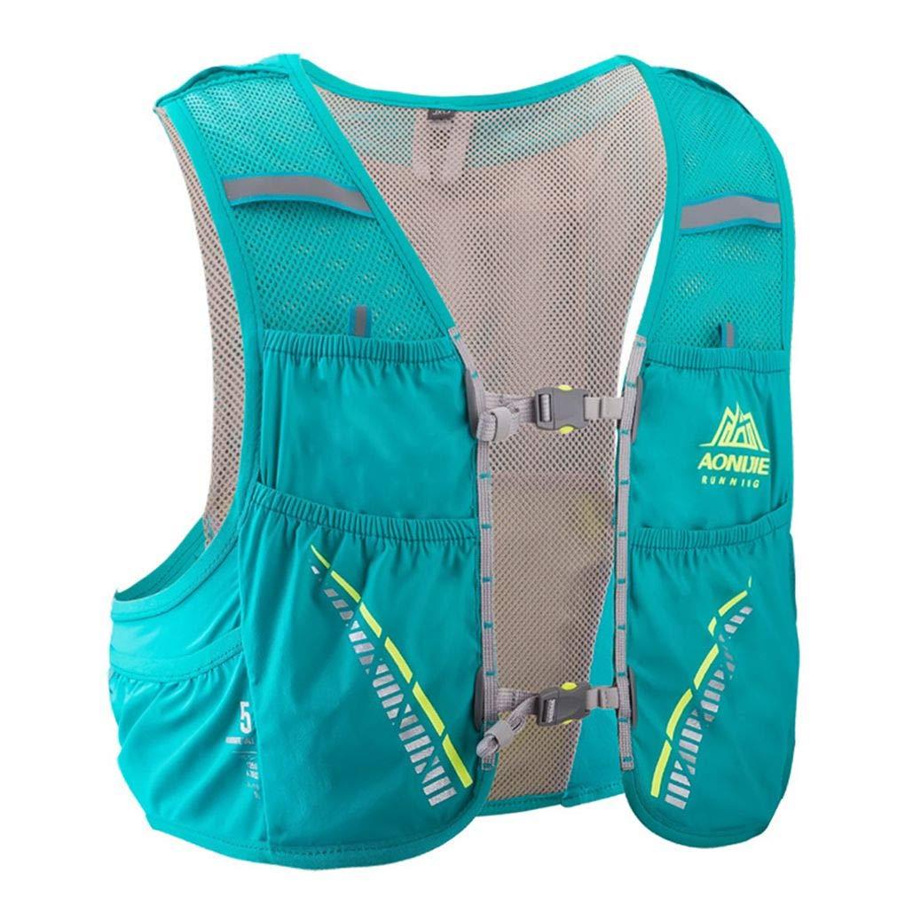Forbestest 5L Correr al Aire Libre Mochila Mochila hidrataci/ón Bolsa de Agua Sport Climbing Camping Trail Running Chaleco