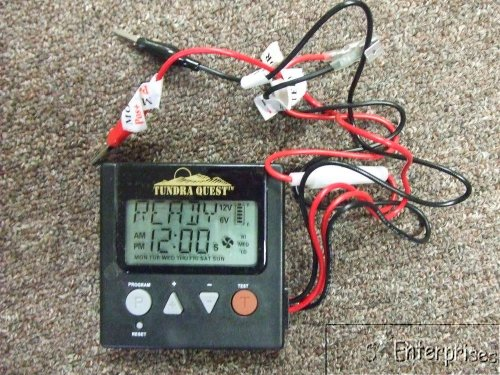 (Universal replacement digital hunting feeder timer)