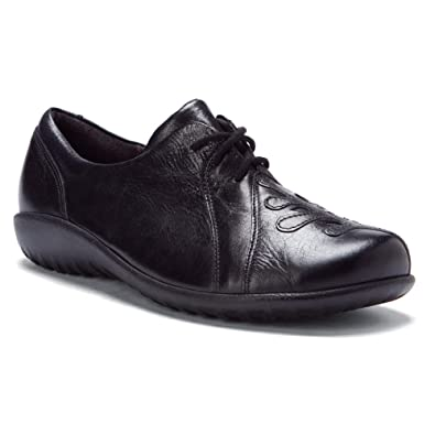 Naot Women's Hui Oxfords,Black,36 M EU / 5 B(M)