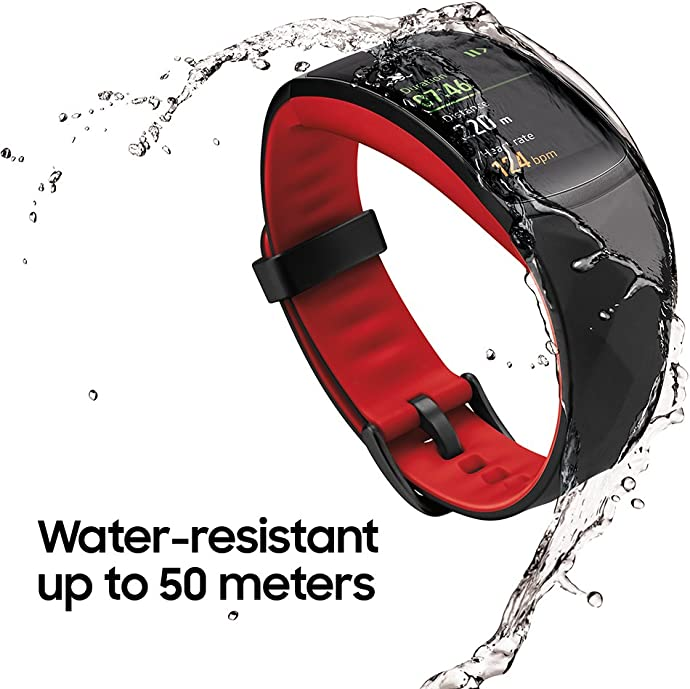 Samsung 三星 Gear Fit2 Pro 智能运动手环 S码6.2折$123.31 海淘转运到手约¥895