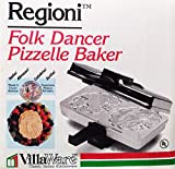 VillaWare Polish Regioni Folk Dancer Pizzelle Baker review