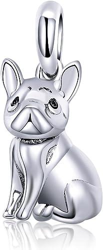 charm bulldog francese pandora