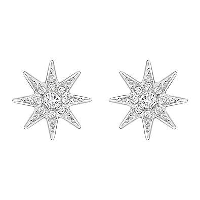 Swarovski Fizzy Pierced Earrings - 5230284  Amazon.co.uk  Jewellery b5e0cc75ab