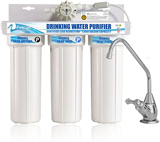 Pelican Water PDF-1000VF-C Dispensador de purificador de agua ...