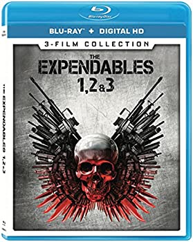 The Expendables 3-Film Collection (Blu-ray + Digital)