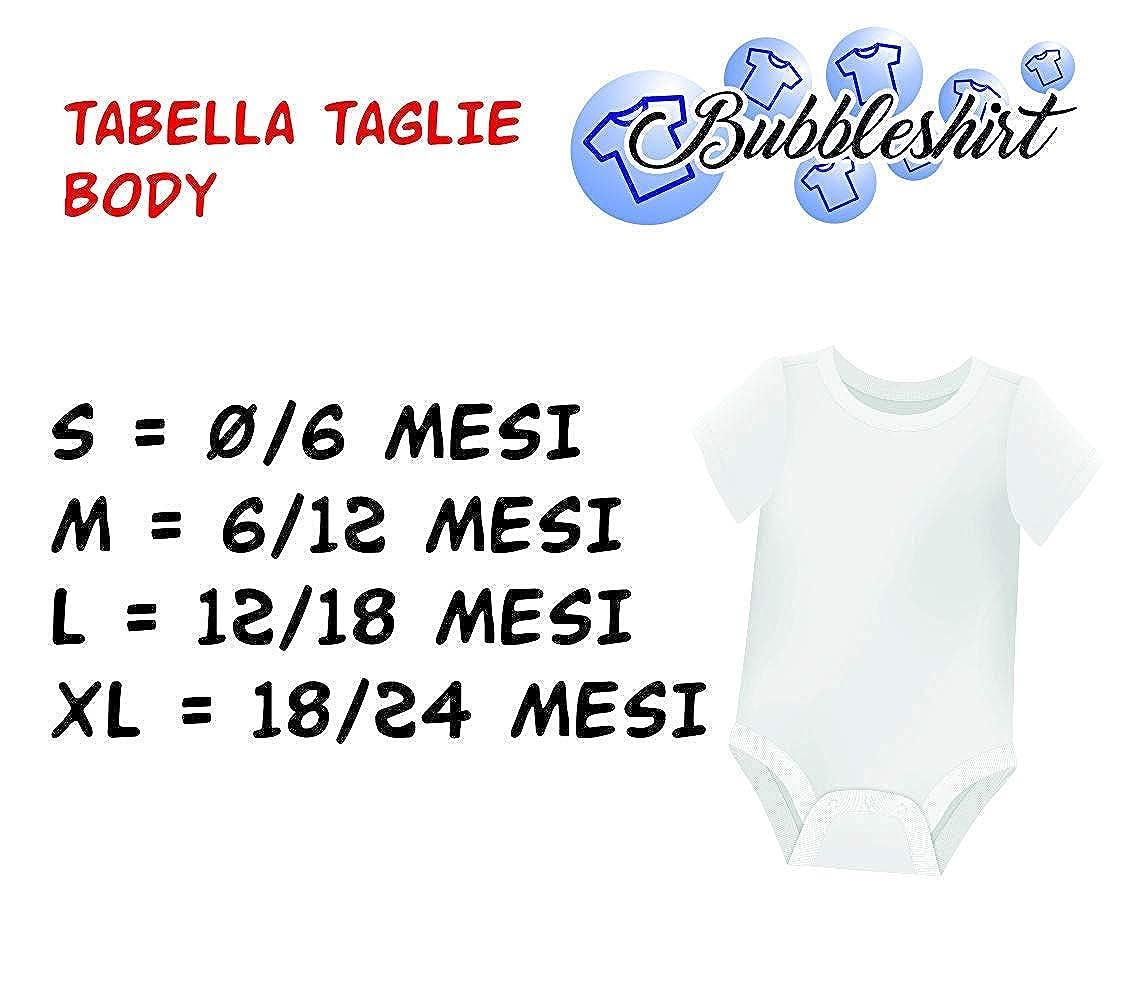 Body Simpatici e Divertenti bubbleshirt Body da Neonato Sono la Prova Che pap/à Non Gioca a Videogames Tutto Il Tempo Idea Regalo