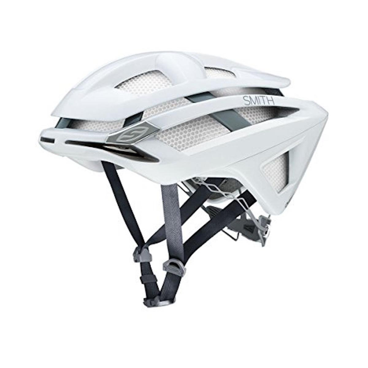 Smith Overtake Helmet White, L