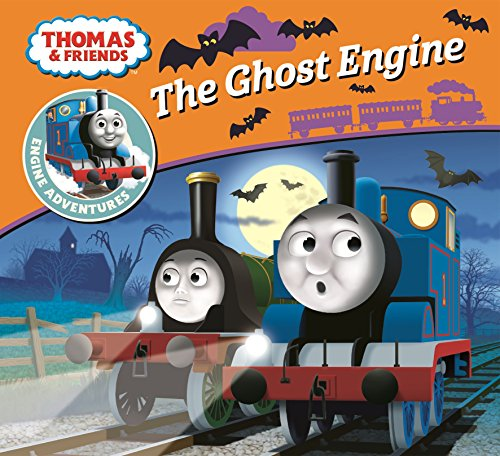 Thomas & Friends: The Ghost Engine (Thomas Engine Adventures)