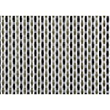 Small Basketweave Silver Specialty Case Matting - 48inch L x 30inch W