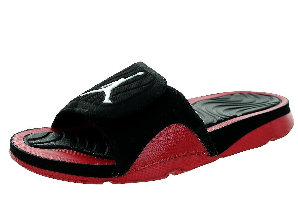 brand new db124 d883e Amazon.com   Nike Jordan Men s Jordan Hydro 4 Sandal   Sandals