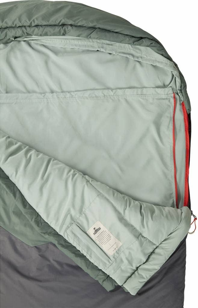 NOMAD Unisex-Adult MXURESN3TM00076 U-Rest Pillow 3 x 29 x 10 cm Grau