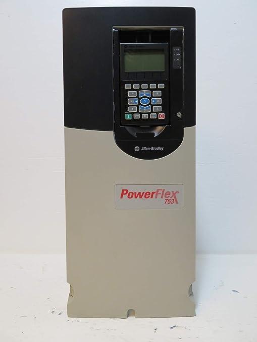 Allen Bradley PowerFlex 753 20F11ND040AA0NNNNN 30 HP 480V AC
