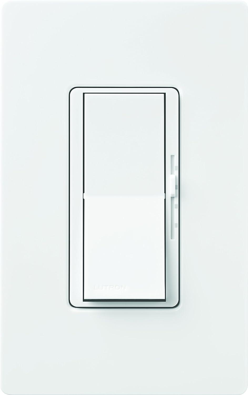 Diva Fan Control And Light Switch For Leds Cfls Incandescent Skylark Dimmer Amp Wiring Diagram Halogen White