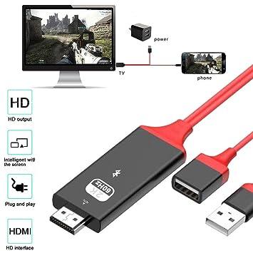 Cable Hdmi Hdmi,TwoCC Usb a Universal Usbc Cable Hdmi 4K ...