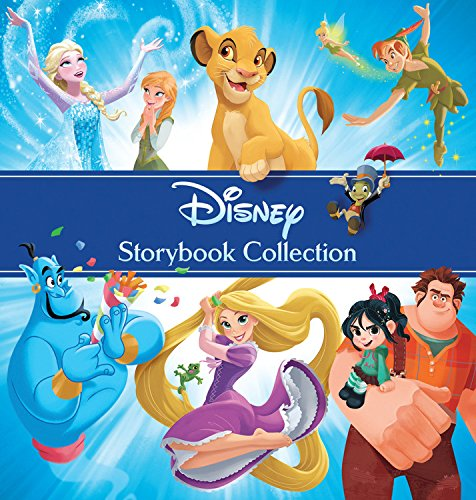 Disney Storybook Collection (3rd Edition) (Princess Movie Collection)