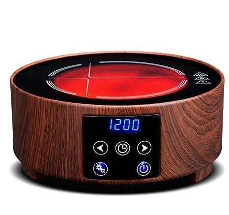 XGHW Cocina de inducción Estufa eléctrica Individual ...