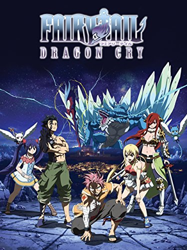 Fairy Tail : Dragon Cry by