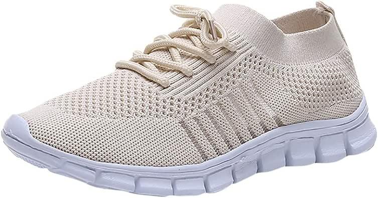 ZODOF Zapatillas Deportivas de Mujer - Zapatos Sneakers Zapatillas ...
