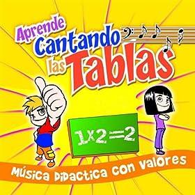 Amazon.com: Tabla del 7 Valores: Aprende Cantando las Tablas: MP3