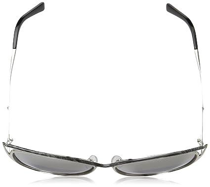 031e1a884c3 Michael Kors Sunglasses Ina 1020 1166 6G Silver Silver Mirror  Amazon.ca   Luggage   Bags