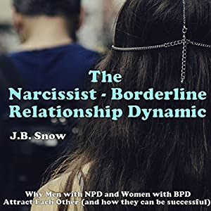 "narcissist dating bpd Why do narcissists and borderlines tend to be attracted to the chaos that comes with a narcissist appeals to the borderline because it will ""fill up the void."