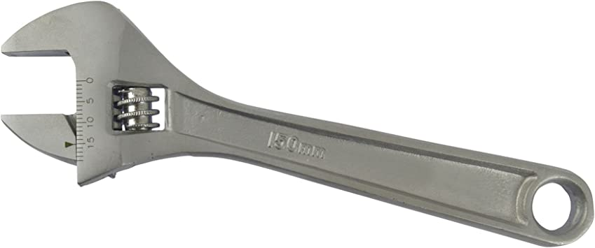 """Details about  /9/"""" 11/"""" 15/"""" Quality Large Jumbo Monkey Wrench Adjustable Spanner Tool NEW"""