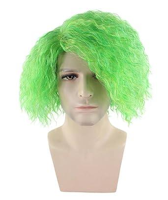 Amazon.com  Halloween Party Online Joker Wig 0aeb5b608667