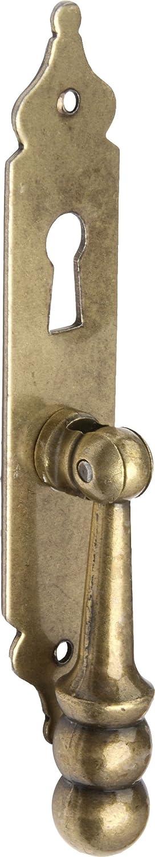Imex El Zorro B-78006 Tirador p/éndulo placa 23 x 120 mm con bocallave