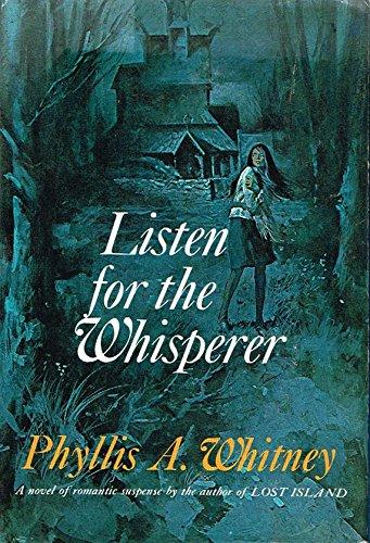 Download Listen for the Whisperer pdf epub