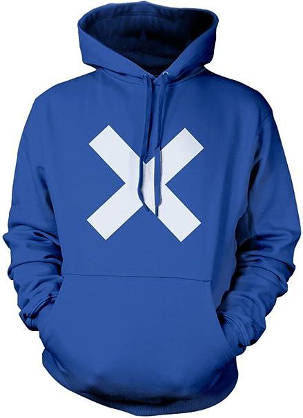 X - Sudadera con capucha - Varios colores y tamaños sudadera con capucha Unisex: Amazon.es: Ropa y accesorios