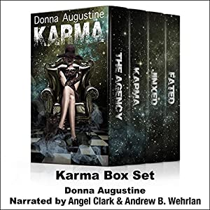 Karma Box Set Audiobook