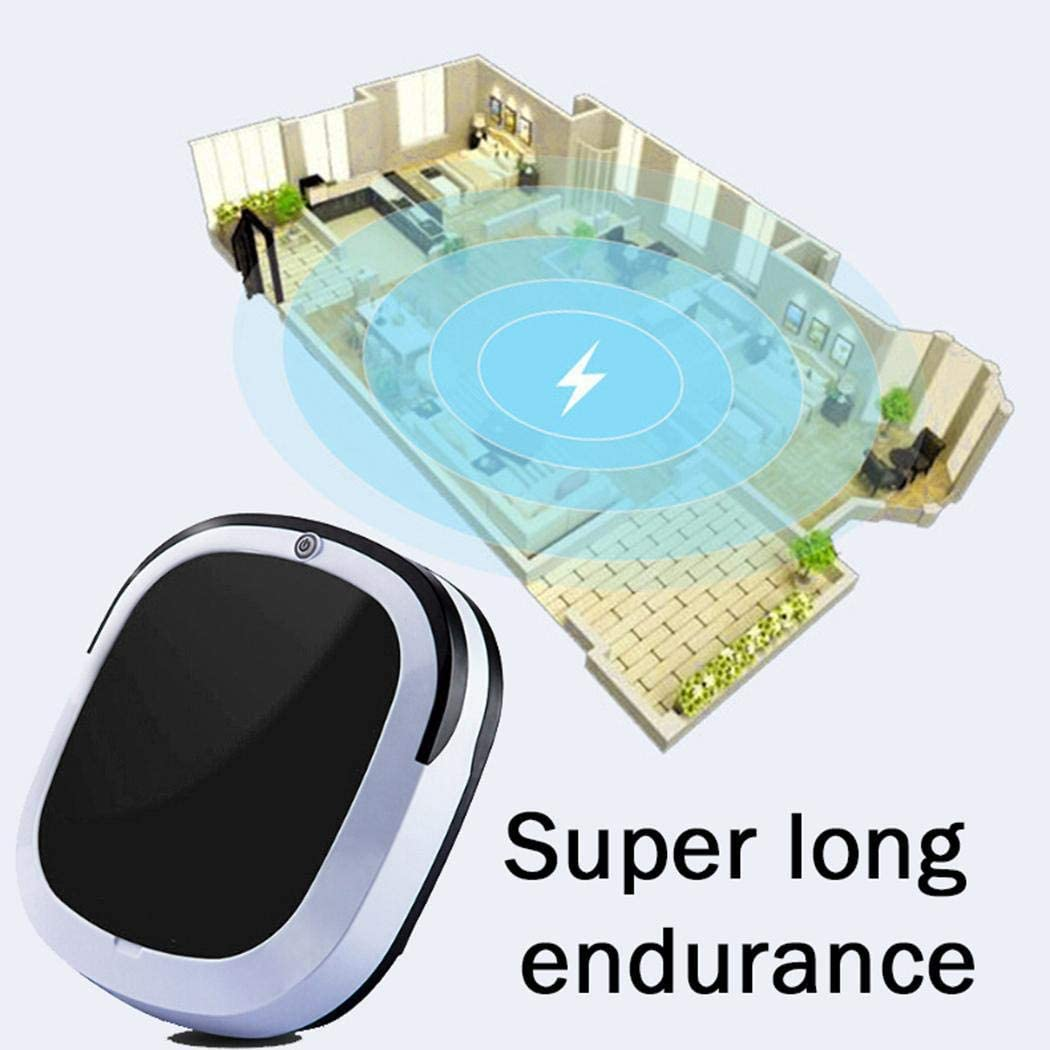 Mini filtres balay/és tenus dans la Main automatiques de Robot de Nettoyage de Plancher de Robot Automatique fut/é de m/énage adolenb Aspirateur robotique