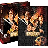 Aquarius Harry Potter Chamber of Secrets Puzzle (500-Piece)