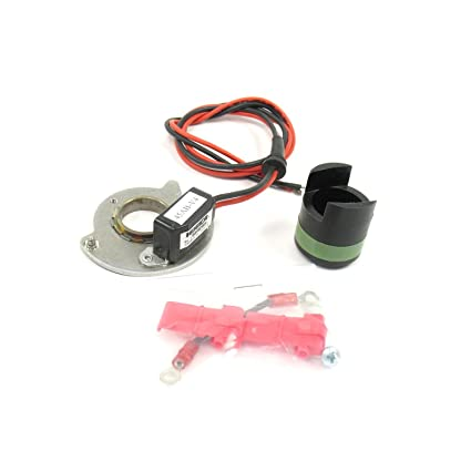 wiring pertronix distributor ford