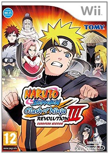 Naruto Shippuden:Clash Of Ninja Rev III [Importación ...