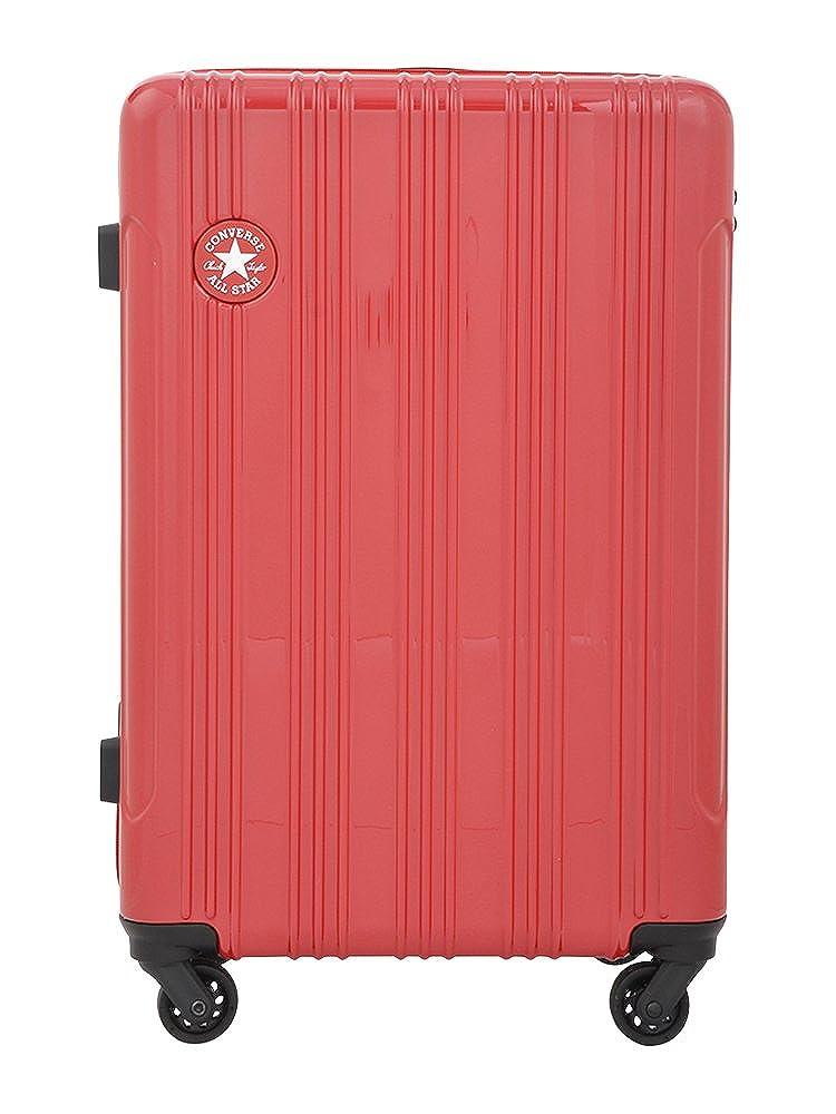 [コンバース] スーツケース 47L 54cm 3.4kg 16-01 B07N8ZJVTC レッド