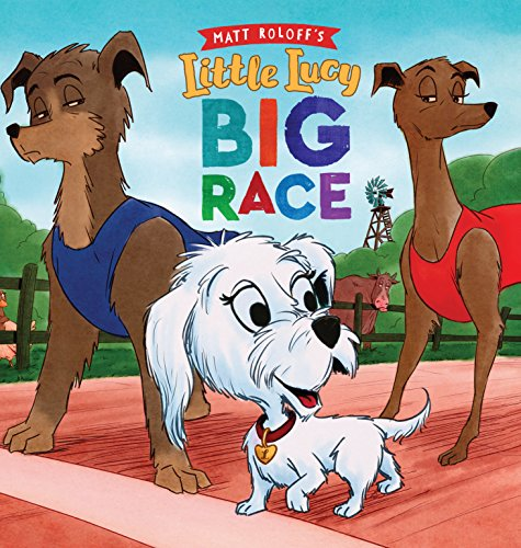 Little Lucy Big Race - Little Childrens Books