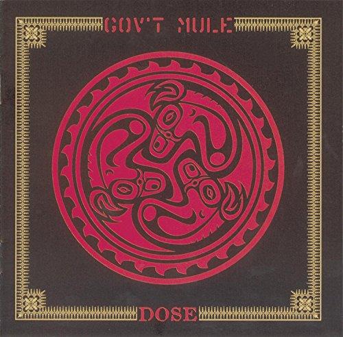 CD : Gov't Mule - Dose (CD)