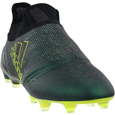 premium selection 173ab a10f5 Amazon.com | adidas Mens X 17+ Purespeed Firm Ground Soccer ...
