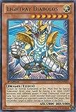 Yu-Gi-Oh! - Lightray Diabolos (GAOV-EN035) - Galactic Overlord - 1st Edition - Rare