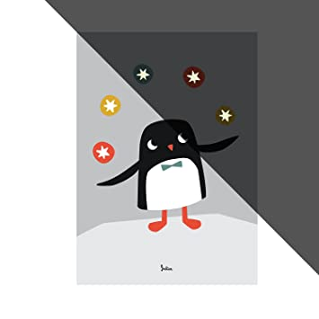 Julica Nachtleuchtende Bilder fürs Babyzimmer   Poster Kinderzimmer ...