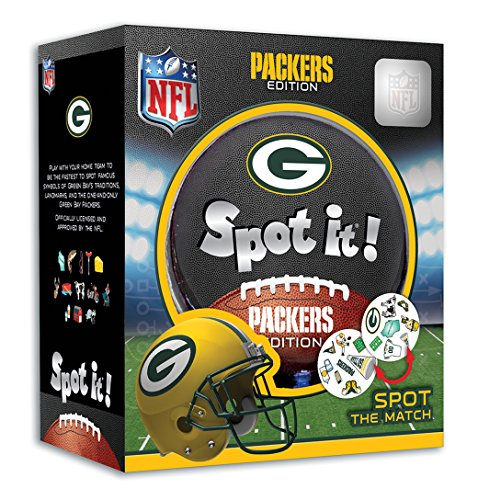 MasterPieces NFL Green Bay Packers Spot - Packers Draft Green Bay Nfl