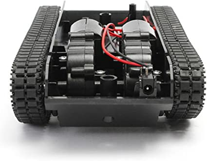 DIY Smart Robot Tank Chassis Kit RC Tracked Car with Crawler Kit for Arduino